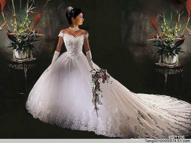 Shruthi In A Dreamy One Shoulder Pronovias Dress: D.K. Bridal Boutique, Wedding Gown