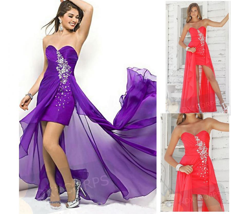 Plus size purple cocktail dresses photo